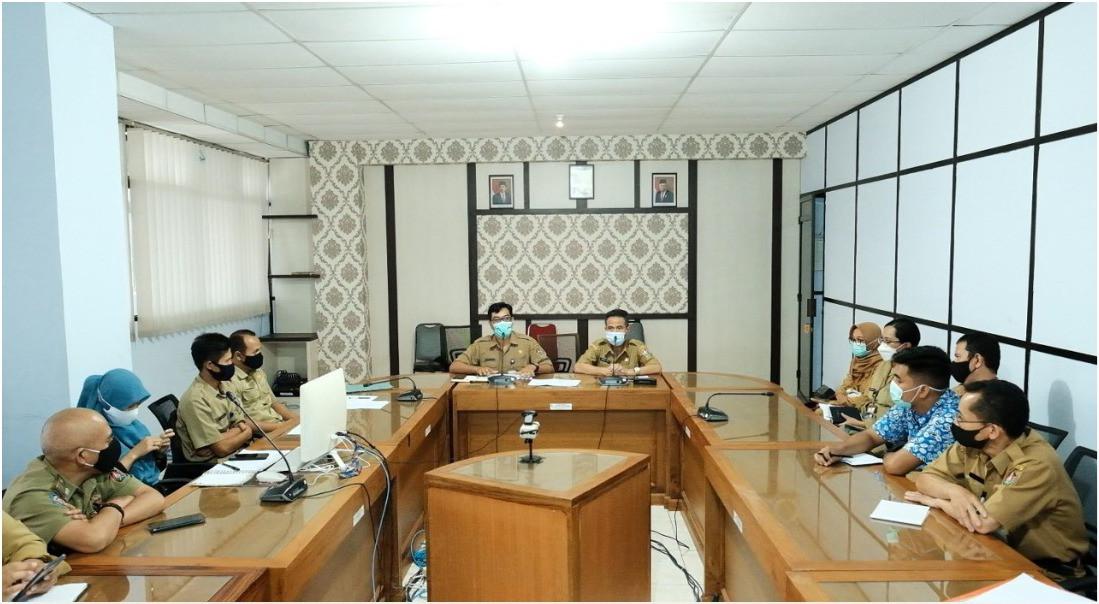 PPID Utama Lakukan Soft Launching SiMONEV-KIP