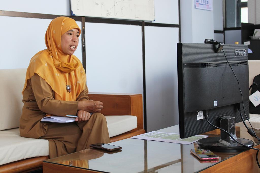 Pastikan Kelengkapan Informasi Via Website, PPID Utama Lakukan Monev PPID OPD dan Kecamatan